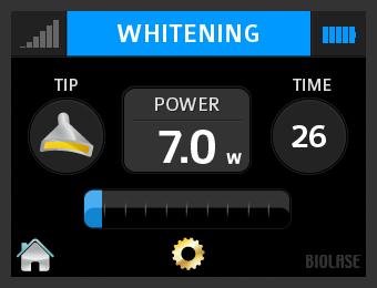 whitening-screen